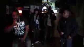 """street money cartel"" wayno live performance at subterranean lounge"