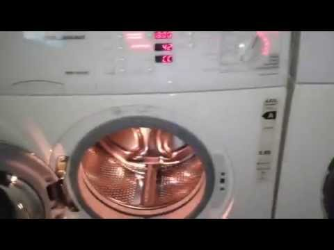 aeg waschmaschine youtube