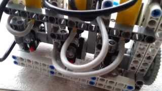 Lego Pneumatic Engine
