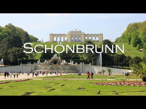 Schönbrunn Palace and