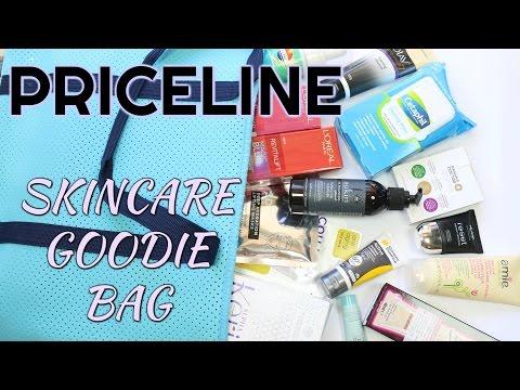 Priceline Skincare Goodie Bag - November 2016