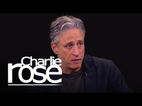 "Jon Stewart on ""Rosewater"" and Torture (Nov. 12, 2014) 