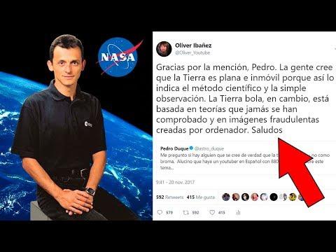 La POLÉMICA respuesta que le dí al astronauta Pedro Duque
