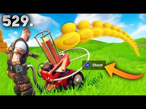 *NEW* RUBBER DUCK WEAPON..!! Fortnite Daily Best Moments Ep.529 Fortnite Battle Royale Funny Moments