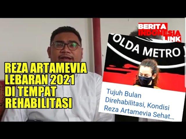 Reza Artamevia Lebaran 2021 di tempat Rehabilitasi - Berita Indonesia Link