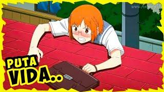 Cuando Vas Tarde a Clases   Anime Momentos Divertidos