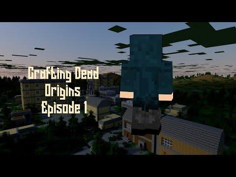 Minecraft The Crafting Dead Origins Ep1 New York City