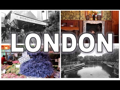 Autumn Fall + Winter in London 🍂❄️ September Things to do
