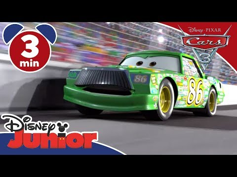 CARS 3 - Racing Sport Network - Le malefatte di Chick Hicks