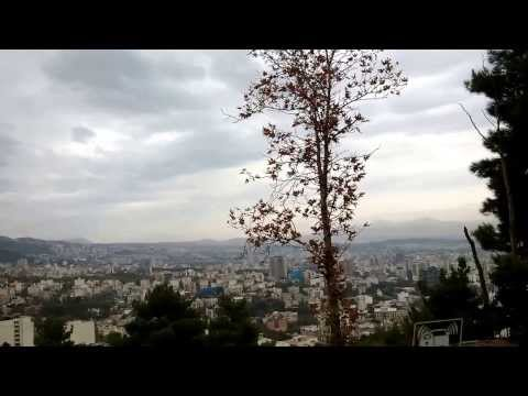 Tehran Tehran Tehran- Rainy day