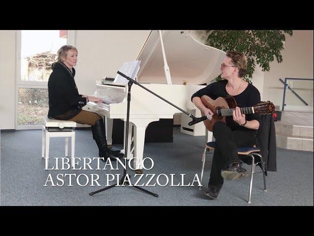 Libertango - Astor Piazzolla (Swetlana Weimer & Dimitri Bekdurdyew)