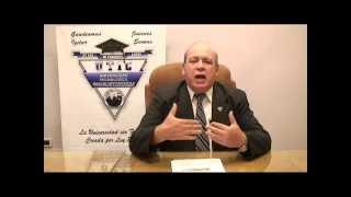 Mensaje del Rector de la UTIC el Dr. Hugo Ferreira