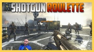Shotgun Roulette on Carrier in Black Ops 2!