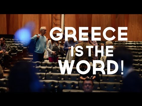 Greece is the Word! Part I