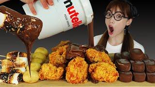 누텔라 3kg Nutella 3kg 초코 치킨 Choc…