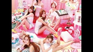 T-ARA - T.T.L ~ Time to Love ~(Japanese ver.)