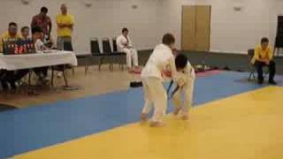 ALAN Judo Northampton otro ipponazo contra ataque