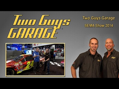 SEMA Show 2014 | Two Guys Garage