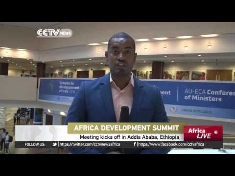 Africa development summit kicks off in Addis Ababa, Ethiopia