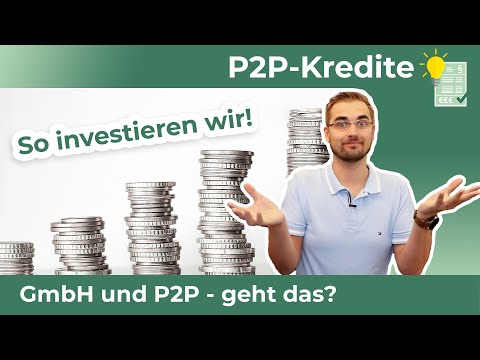 P2P GmbH - Ist das möglich?