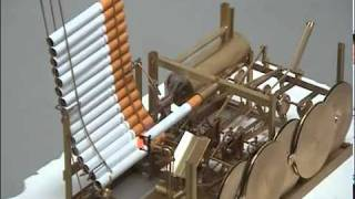 Kristoffer Myskja dohányzó gépe