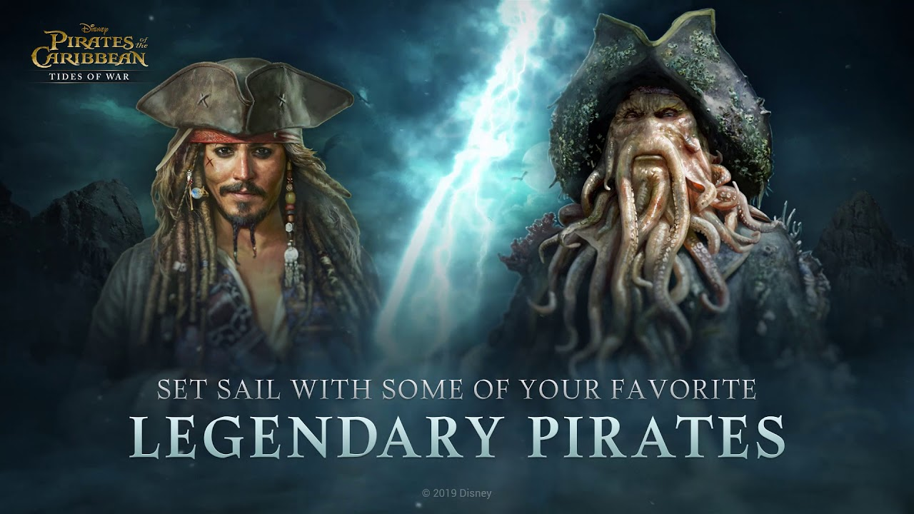 Pirates of the Caribbean: ToW - by JOYCITY Corp. - Strategy ...