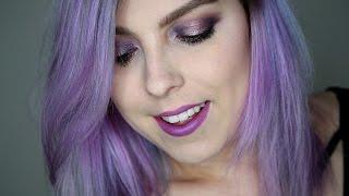 Ultimátní Fialové Líčení Makeup Tutorial