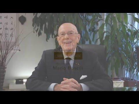 Mario Boselli  Arab Fashion Council