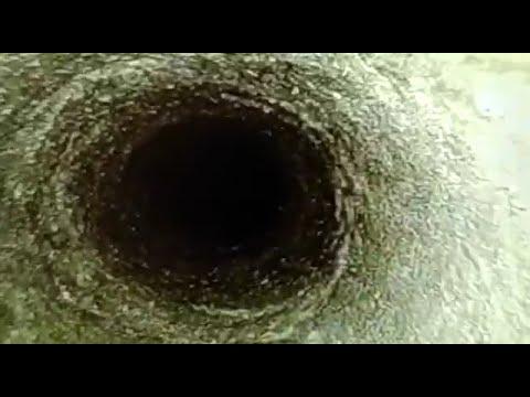 Una cámara accede al pozo por el que supuestamente cayó Julen