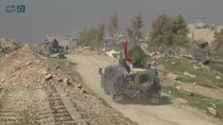 مصر العربية | القوات العراقية تعلن السيطرة على مطار الموصل الدولي
