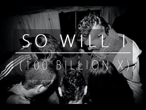 So Will I (100 Billion X) - Hillsong - Life Support - Cover