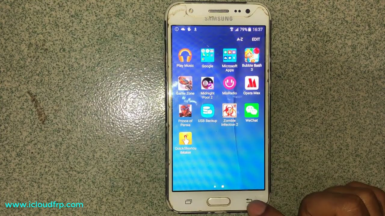 Samsung j500f frp bypass without pc December 2020
