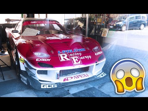 RX7 HUNTING IN JAPAN!