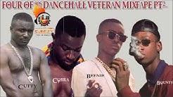 90s Dancehall Veterans ShowDown Pt. 2 Cutty Ranks,Mad Cobra,Beenie Man & Bounty Killer