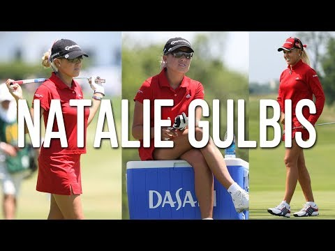 Natalie Gulbis Playing Lessons