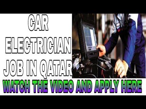 auto electrician job in qatar | Qatar vacancy 2018 | Qatar employment visa|Ak&sons job's consultancy