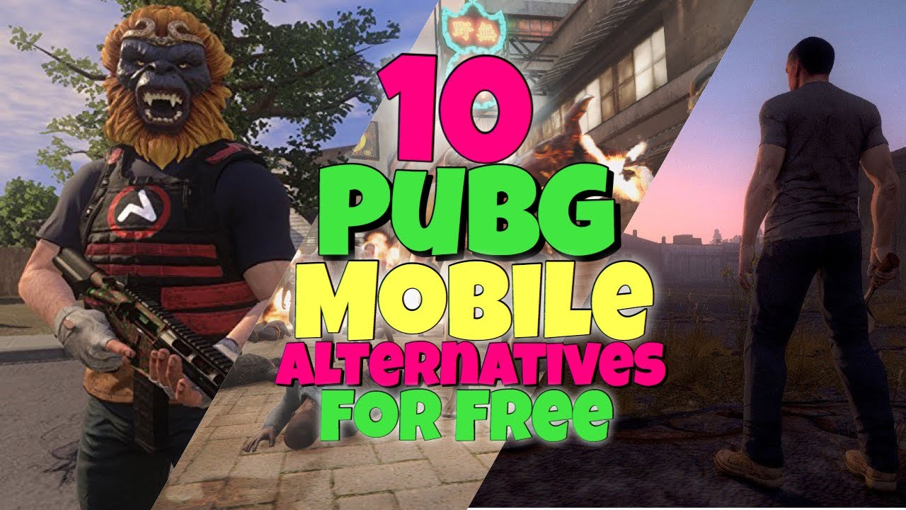 10 Best Battle Royale Games Like Pubg And Fortnite On
