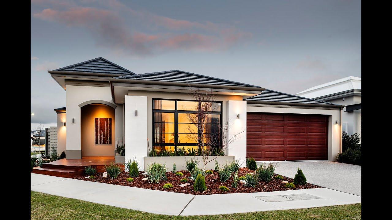 Alpine Villa - Modern Home Design Ideas - Dale Alcock ...