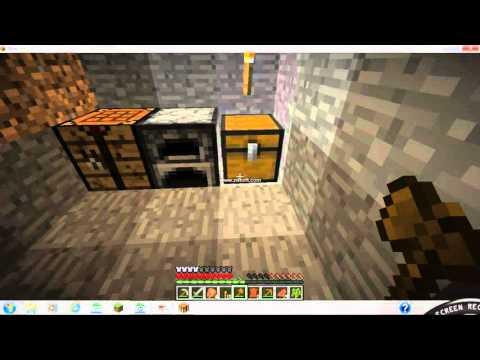 Сетевая игра в Minecraft 1.8.7 (в игре с легким прохождением)