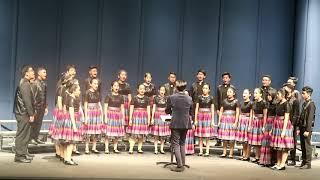 Zamrud Khatulistiwa - Amillio Fahlevi   78 Youth Choir