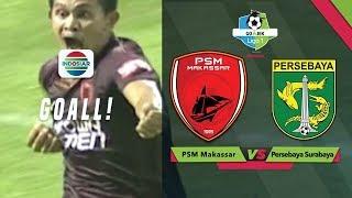 Download Video Goal Rizky Pellu - PSM Makassar (1) vs Persebaya Surabaya (0) Go-Jek Liga 1 MP3 3GP MP4
