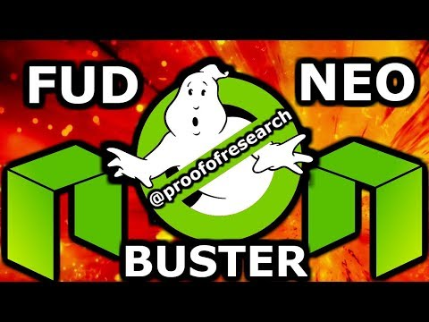 NEO FUD? Nope! Busting the rumors-THE TRUTH! $NEO Best Crypt