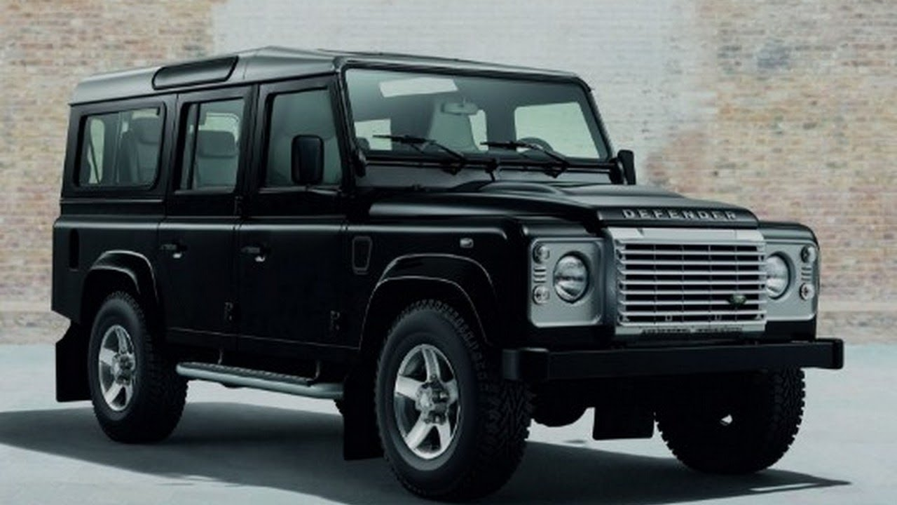 Tough Specs 2018 Land Rover Defender Usa Review And Price Youtube