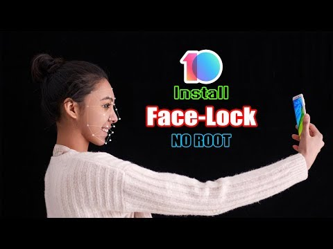 How To Install Face-ID Lock On Any Android Without ROOT [2018]