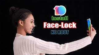 How To Install Face-ID Lock On Any Android Without ROOT [2018] screenshot 1