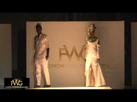 YAWS CREATION - FASHION WEEKEND GAMBIA 2015.