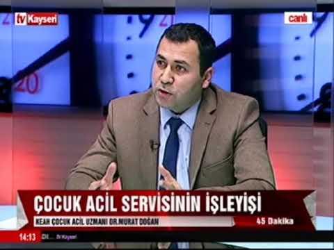 Dilek Hasgül Ile 45 Dakika 285.Bölüm-Dr.Murat Doğan 27.12.2019