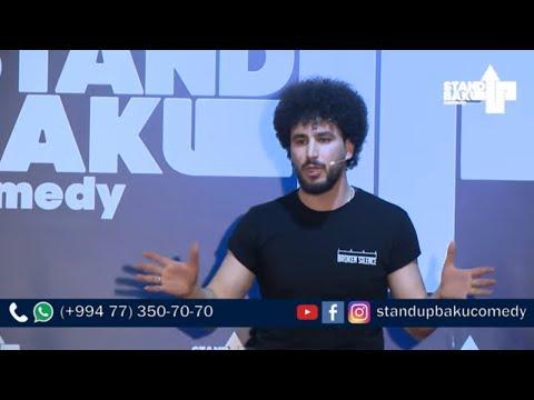 Ülvi Həsənli (Stand UP Baku 34cü şou)