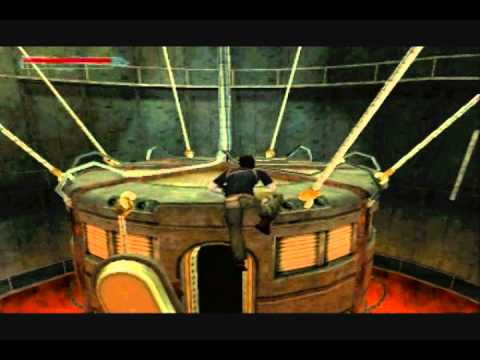 Tomb Raider 6: The Angel of Darkness: Level 24 Maximum Containment Area Walkthrough |
