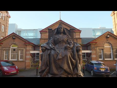 Royal Victoria Hospital: Matron, Medicine and Me, 70 Years of the NHS
